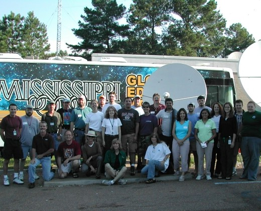 Katrina Relief Mission – First Deployment