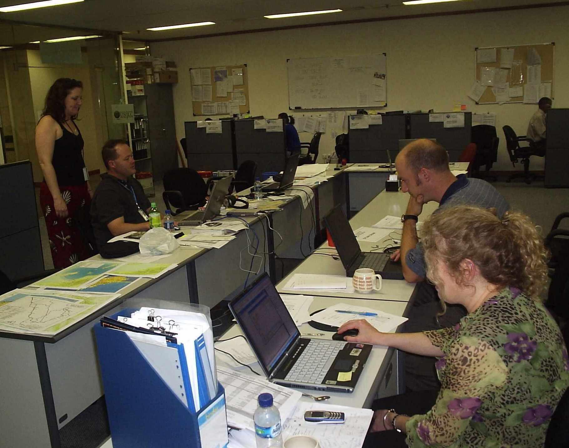 VVAF Office