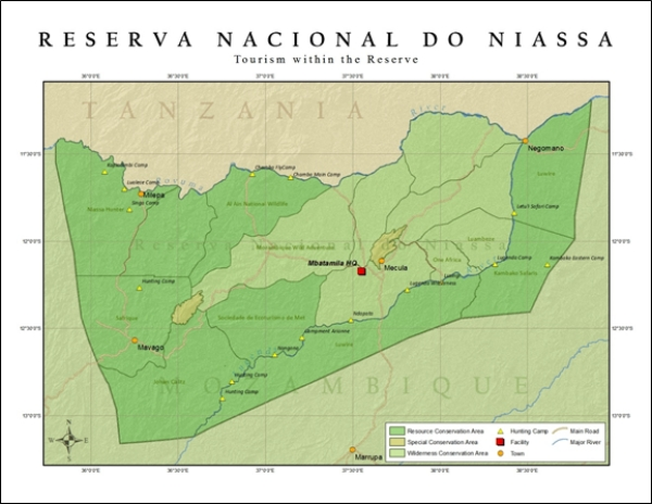 Mission With Niassa National Reserve
