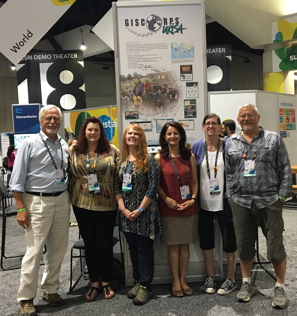 GISCorps Core Committee and volunteers
