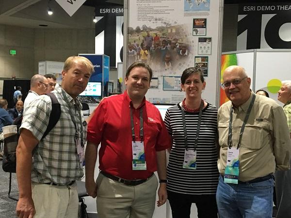GISCorps Volunteers & Core Committee Members