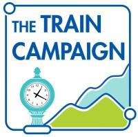 The Train Campaign Logo