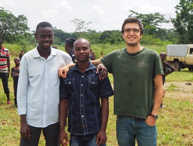 GIS/GPS Capacity Development And Support For Anti-Poaching Efforts In The Dzanga Sangha Special Reserve