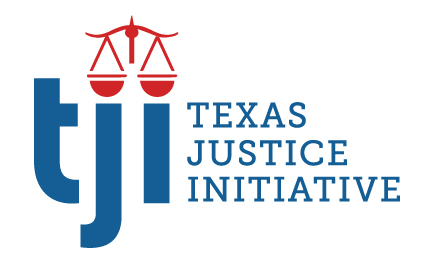 Texas Justice Initiative Logo