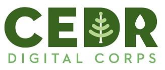 CEDR Digital Corps Logo