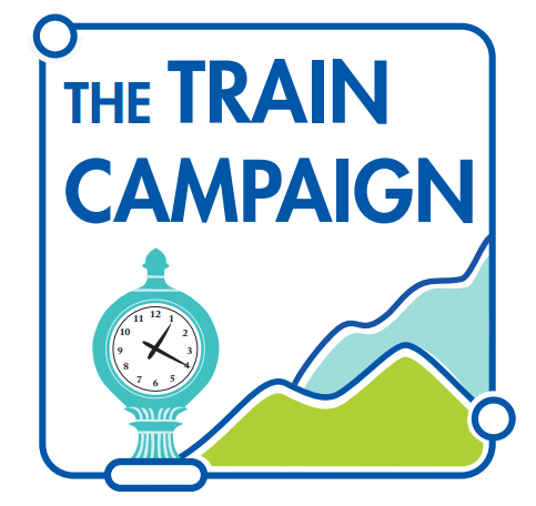 The Train Campaign logo