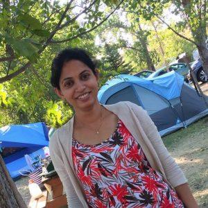 GISCorps Volunteer Bhanu Vedula