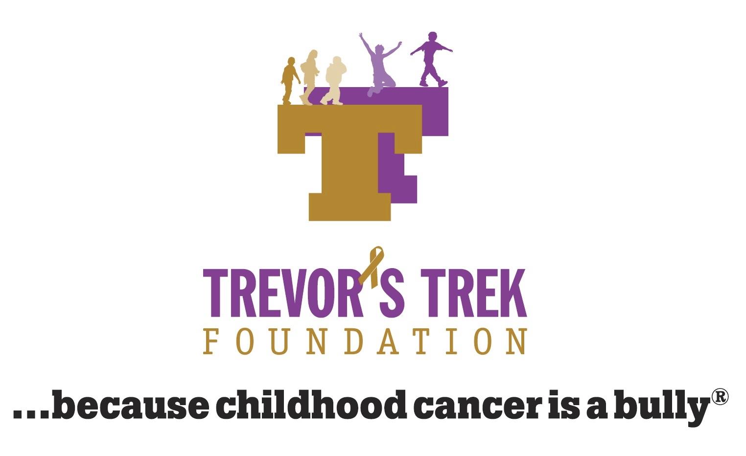 Trevor's Trek Foundation Logo