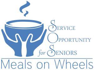 SOS Meals on Wheels logo